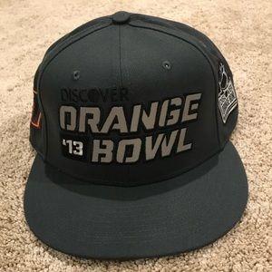 FSU Orange Bowl hat